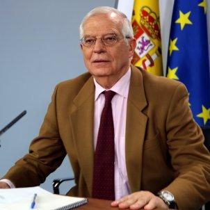 Josep Borrell Consell Ministres ACN