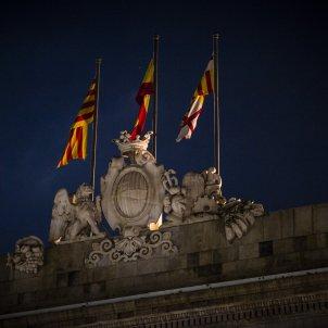 Banderes Ajuntament de Barcelona Sergi Alcazar 01