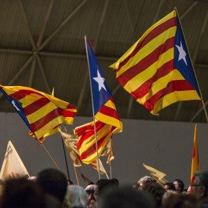 Banderes independentistes estelades - Sergi Alcàzar