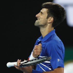 Novak Djokovic Open Austràlia EFE
