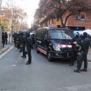 Detencions Sant Andreu   ACN