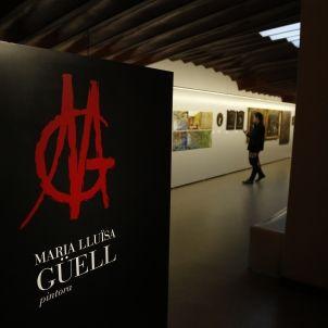 Exposició Maria Lluisa Guell al palau Guell - Sergi Alcàzar