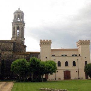 Església i castell de Vilobí d'Onyar WIkimedia COmmons ENfo