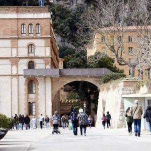 Monestir de Montserrat ACN