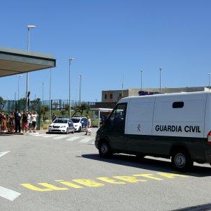 trasllat presos guàrdia civil - ACN