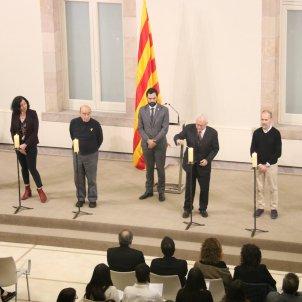 Acte commemoració víctimes holocaust Parlament - ACN