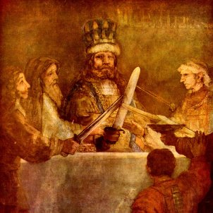 La conspiració dels Bataus (Rembrandt)