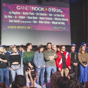 Presentació Canet Rock 2019 ACN