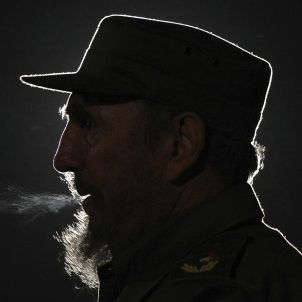 Fidel Castro mor EFE