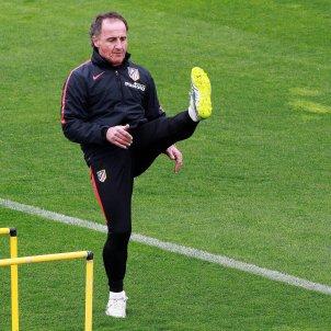 Profe Ortega Atlètic de Madrid EFE
