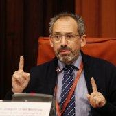 Joaquín Urias Parlament - Sergi Alcàzar