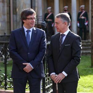 Puigdemont Urkullu Jordi Bedmar