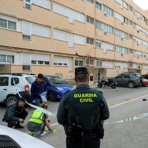 mort home apunyalat novia a Eivissa gener 2019 Efe