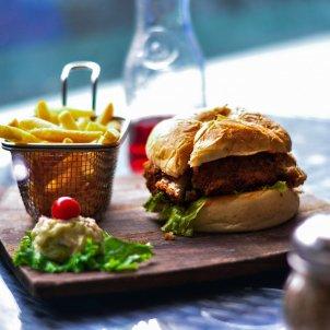 hamburguesa - pixabay