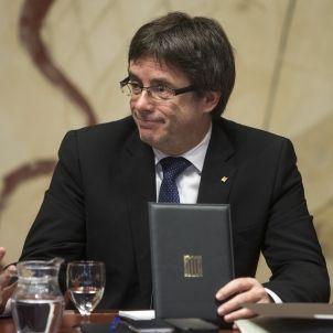 Puigdemont castro EFE