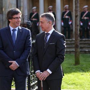 Puigdemont i Urkullu / Generalitat