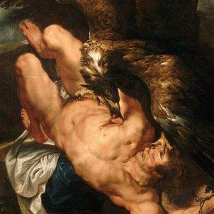 La tortura de Prometeu (Rubens, 1618)