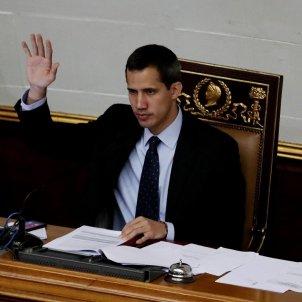 Juan Guaidó efe