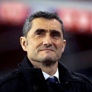 Ernesto Valverde Barça Sevilla EFE