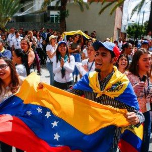 Protestes Venezuela EFE