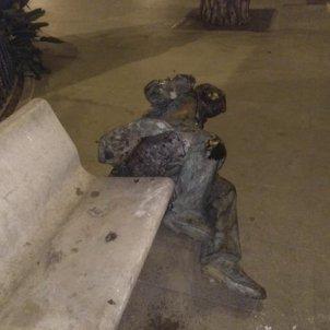 estatua estelles burjassot foto @arran jovent