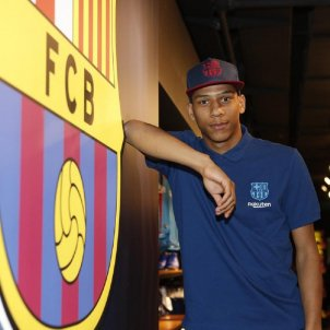 Jean Clair Todibo Barça FC Barcelona