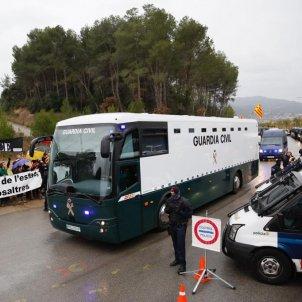 furgo guardia civil trasllat presos politics sergi alcazar