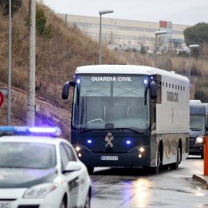 judici proces trasllat presos Brians 2 furgona Carles Palacio
