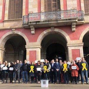 concentracio parlament suport presos   marina fernandez