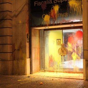 Pintura seu fiscalia Catalunya - Anton Rosa