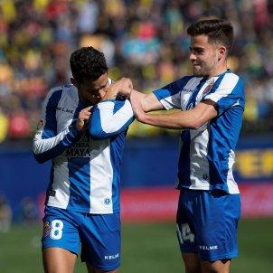 Rosales Melendo Vila real Espanyol EFE