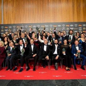 Goya xampany francès @PremiosGoya