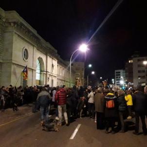 presó tarragona concentració presos   Juristes per la republica