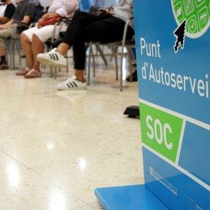Oficina servei català ocupació SOC atur desocupació treball ACN