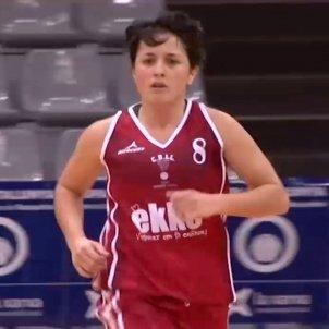 Carla Calonge Bàsquet Lleida La Xarxa