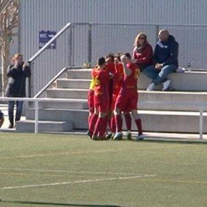 Martinenc Futbol La Xarxa