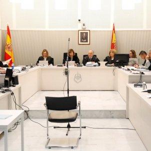 Vista Audiència Nacional Trapero - EFE
