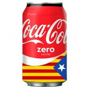 Coca cola independencia catalunya