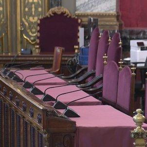 Judici proces Tribunal Suprem   Saló de plens 7   EFE