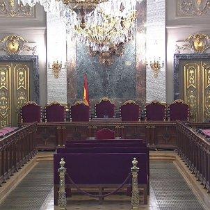 Judici proces Tribunal Suprem   Saló de plens 24   EFE