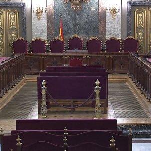 Judici proces Tribunal Suprem   Saló de plens 26   EFE