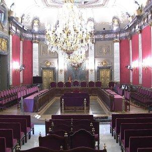 Judici proces Tribunal Suprem   Saló de plens 27   EFE