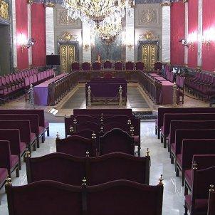 Judici proces Tribunal Suprem   Saló de plens 28   EFE