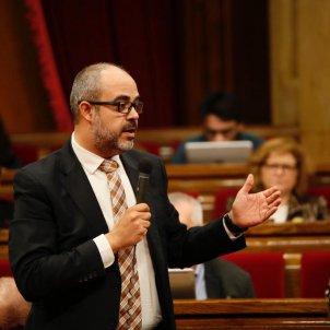 Miquel Buch Parlament - Sergi Alcàzar