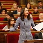 Arrimadas es nega a reunir-se amb Puigdemont