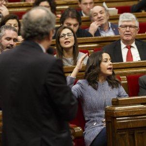 Discusió Torra Arrimadas Ciutadans Ple Parlament - Sergi Alcàzar