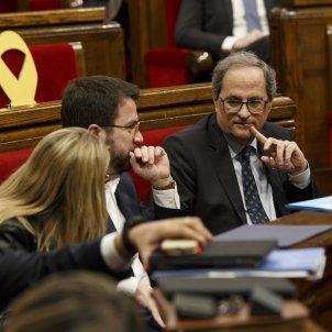 Aragones Torra Ple Parlament - Sergi Alcàzar
