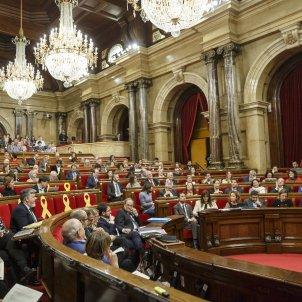 Sessio de control ple Parlament Hemicicle - Sergi Alcàzar