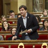 Sergi Sabrià ERC Parlament   Sergi Alcàzar