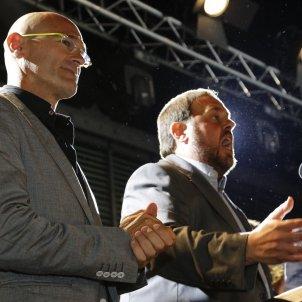 Oriol Junqueras 2 Raul Romeva   Sergi Alcazar